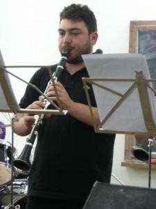 Oradea student performs