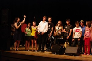 Ioannina youth's sing a song for the environment