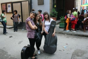 Tirane High School of Music