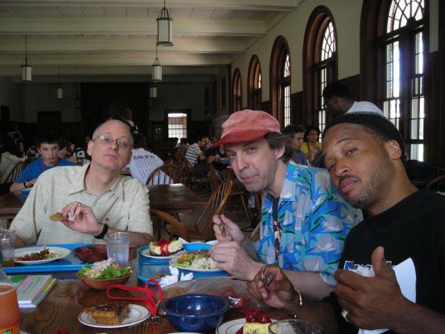 Jeff Hirschfield, George Schuller, Winard Harper
