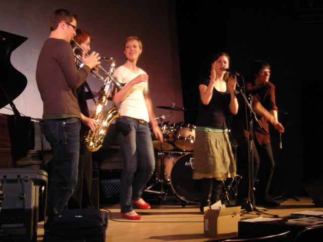Jazz and Drama workshop songs