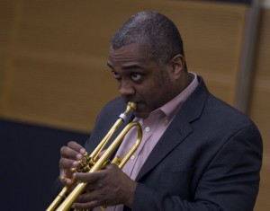 Trumpeter Mark McGowan