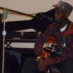Mississippi bluesman LC Ulmer sets the tone for the Institute