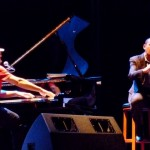 Eli Yamin and Evan Christopher in concert at the Riley Center