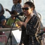 Vocalist Charenee Wade