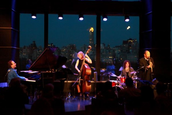 Eli Yamin Quartet at Dizzy's Club Coca Cola at Jazz at Lincoln Center, NYC