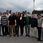 Eli Yamin Quartet and the music teachers of Santa Catarina