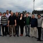 Eli Yamin Quartet and the music teachers of Santa Catarina