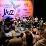 Collaboration with University Jazz Club