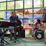 Eli Yamin Quartet perform for the ALL in the MALL