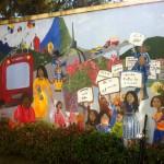 Mural at La Alianza