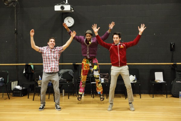 Teachers and Teaching Artists Jump for Joy at Summer Jazz Arts Institute at Lehman College (Ayano Hisa, photo)