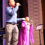 Eli and Antoinette Sing