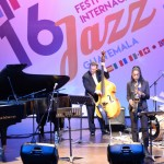Eli Yamin Jazz Quartet at Guatemala Jazz Festival 2016