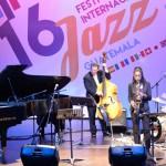 Eli Yamin Jazz Quartet at Guatemala Jazz Festival 2016