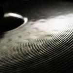 LaFrae's precious cymbal.
