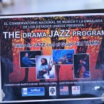 Custom welcome flyer  the drama JAZZ program