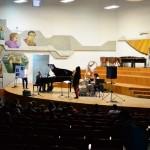 Eli Yamin Quartet at National Conservatory