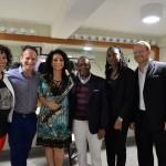 Eli Yamin Quartet with US Ambassador Todd Robinson