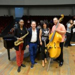 Eli Yamin Quartet at National Conservatory and Municipal Music School